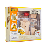 Build Your Own Bulldozer Wood Kit